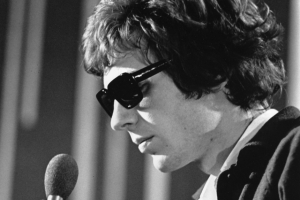 """Scott Walker / Photo Courtesy <i>Scott Walker: 30 Century Man</i>"""" title=""""Scott Walker / Photo Courtesy <i>Scott Walker: 30 Century Man</i>"""" class=""""image-style300_200_article_left"""" />Noir balladeer Scott Walker is an unlikely connection. In the '60s, he made theatrical music tackling unmarketable subjects like family men who only feel alive when scoring hookers, and his more recent albums have been radically unpleasant affairs featuring the sound of people punching beef. What Walker and Animal Collective have in common is a seductive approach to horror: In the darkest corners of their music are things you can't look at but can't look away from either. Ironically, it was Panda Bear — the gentle one — who sampled Walker on <i>Person Pitch</i>'s """"Take Pills."""" <!--more--></p> <div class="""