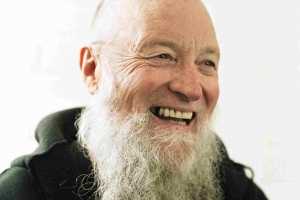 Terry Riley / Photo by Lenny Gonzalez
