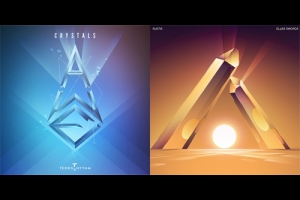 AWE's 'Crystals' and Rustie's 'Glass Swords'