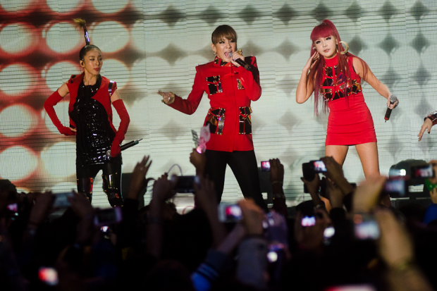 2NE1 / Photo by Ryan Muir