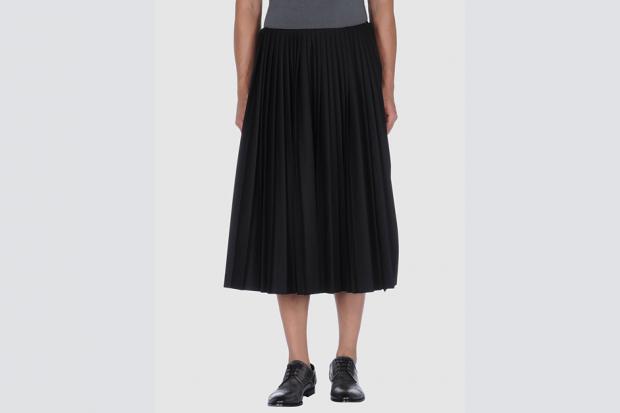 Giuliano Fujiwara's Divided Skirt