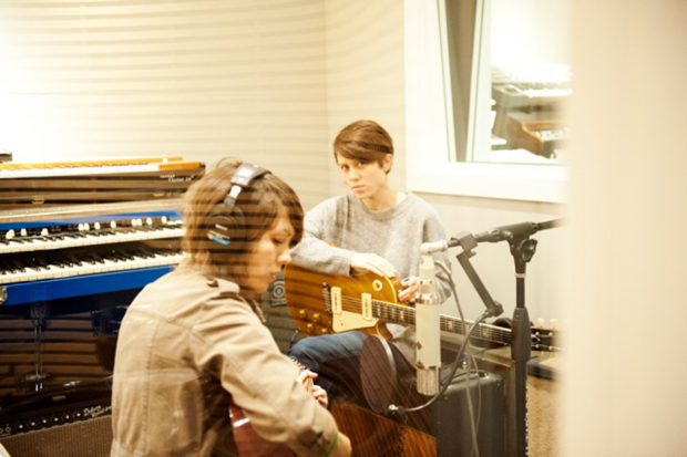Tegan and Sara / Photo by Lindsey Byrnes