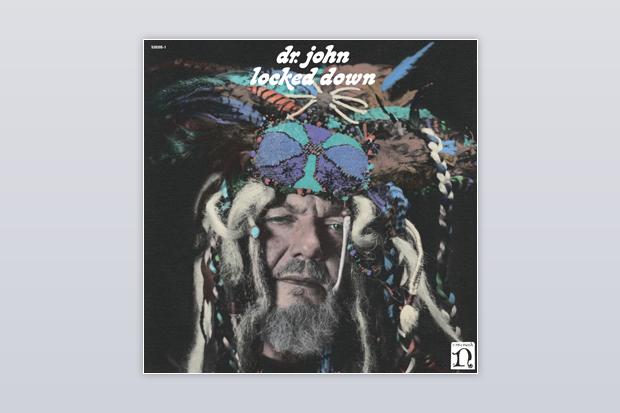 'Locked Down' album art