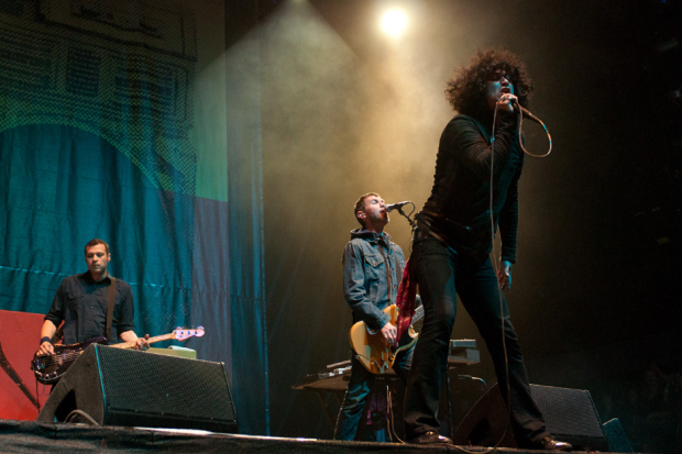 At the Drive-In / Photo by Nathanael Turner