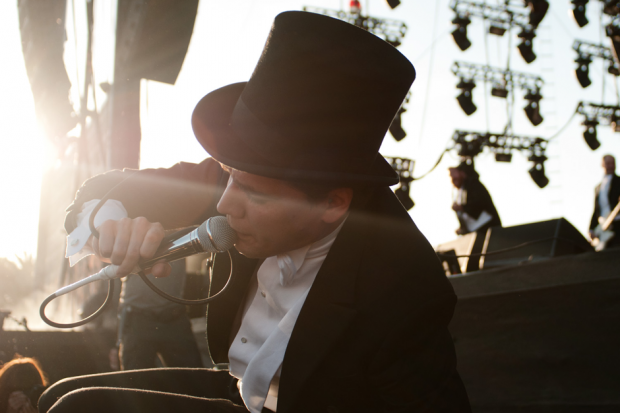 The Hives / Photo by Nathanael Turner