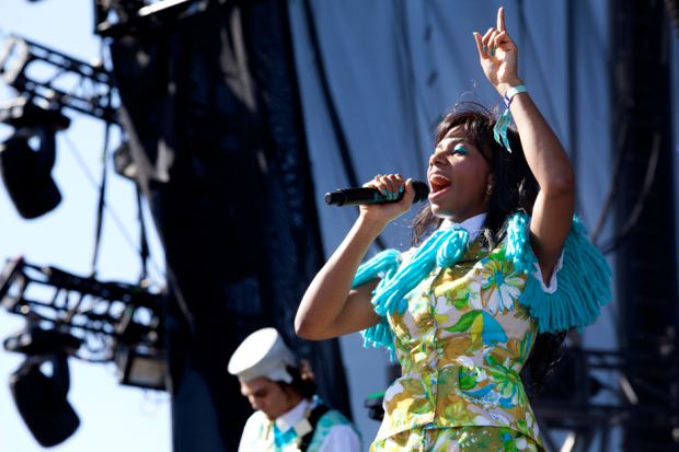 Santigold / Photo by Chloe Aftel
