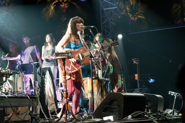 Feist / Photo by Nathanael Turner