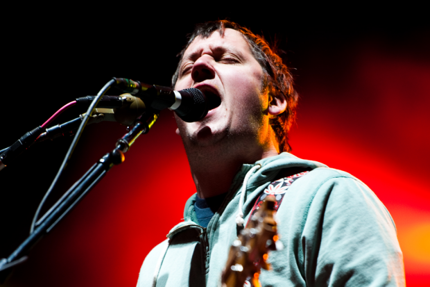 Modest Mouse's Isaac Brock / Photo by Kyle Johnson