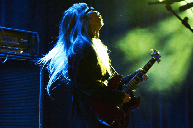 Keiji Haino / Photo by Getty Images
