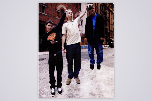 Beastie Boys / Photo by Spike Jonze
