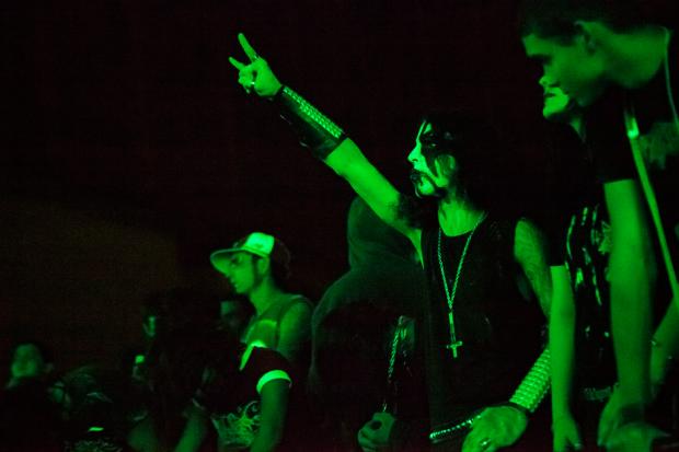 Fans at 666 Fest / Photo by Richmond Lam