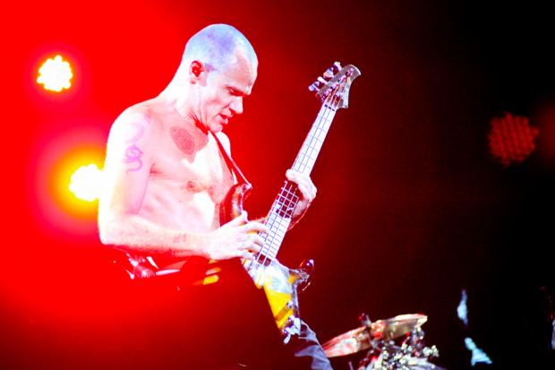 Flea / Photo by Ian Witlen