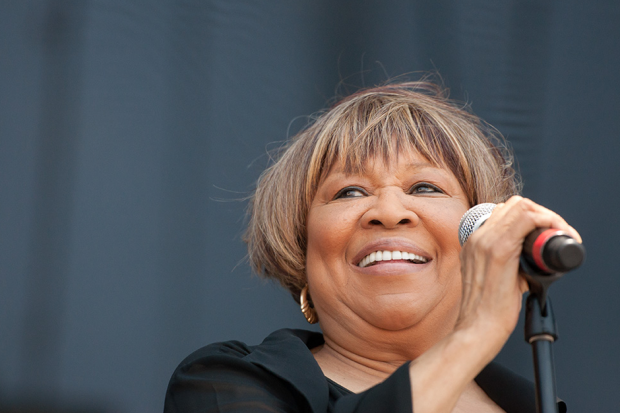 Mavis Staples / Photo by Chad Kamenshine