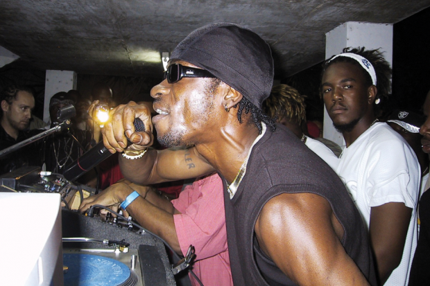 Bounty Killer / Photo by Peter Dean Rickards