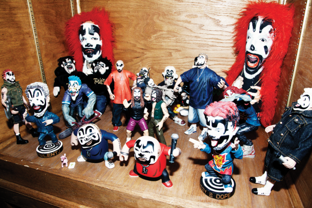Insane Clown Posse's Violent J Takes Us Inside His Home and