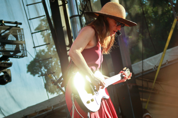 Feist / Photo by Ian Witlen
