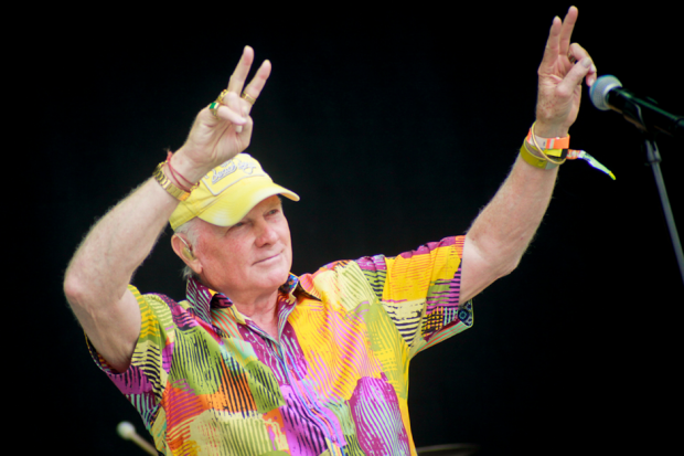 The Beach Boys' Mike Love / Photo by Ian Witlen
