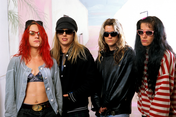 L7 / Photo by Mick Hutson/Redferns