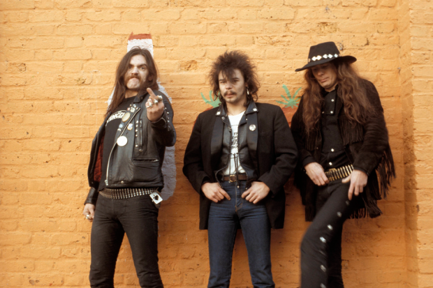 Motörhead / Photo by Fin Costello/Redferns