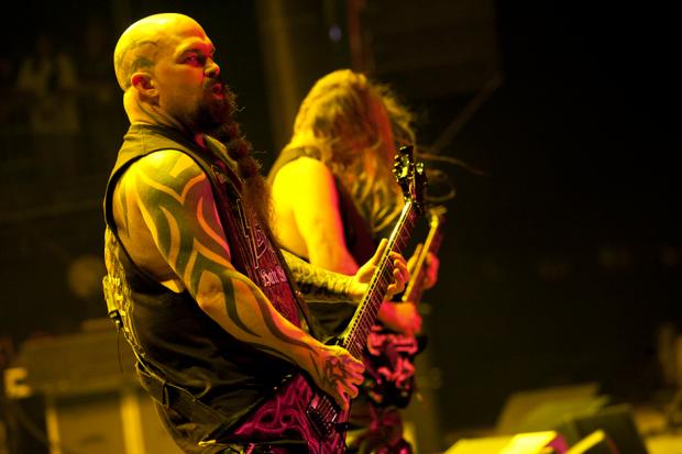 Slayer / Photo by Erik Voake