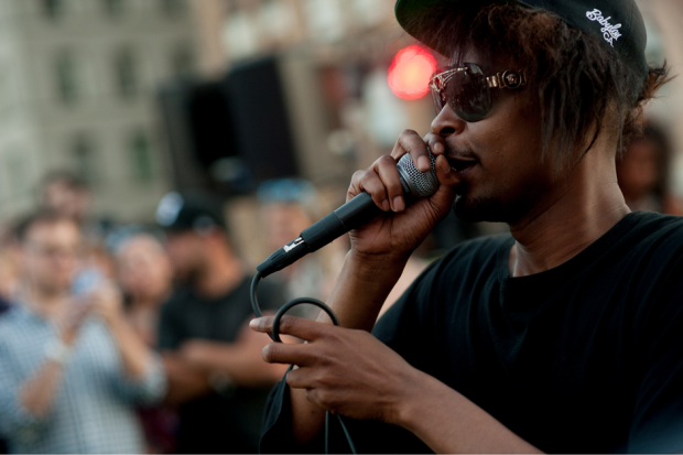 Danny Brown / Photo by Ryan Muir