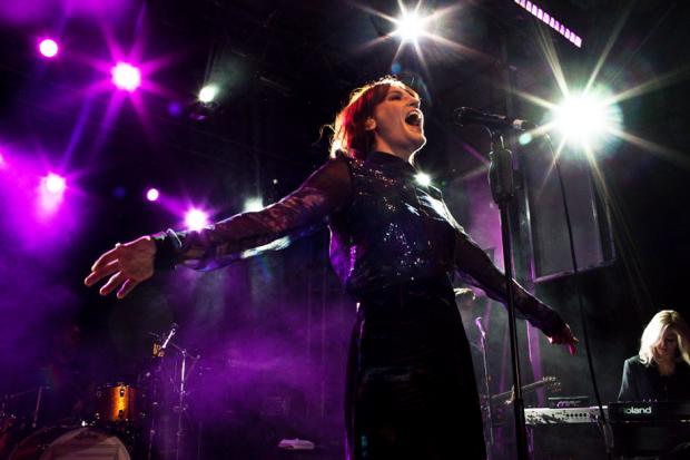 Florence + the Machine / Photo by Bryan Derballa