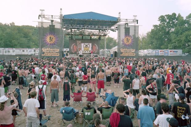 Gathering 2010; Photo by Daniel Cronin