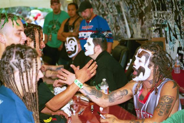Gathering 2004; Photo courtesy of Psychopathic