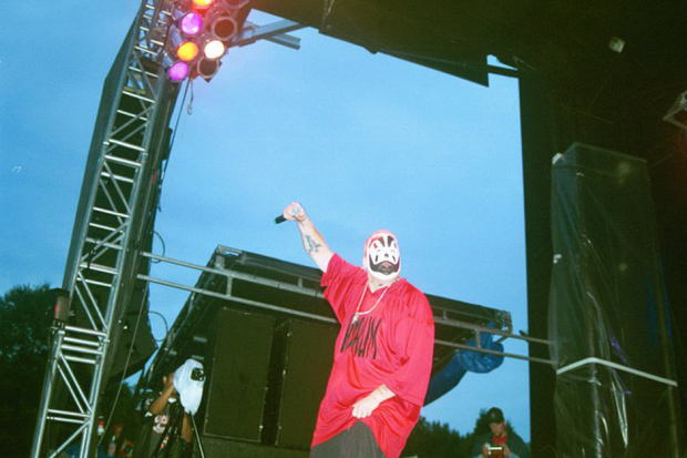 Gathering 2004; Photo courtesy of Psychopathic