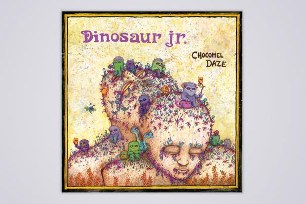Dinosaur Jr.'s 'Chocomel Daze (Live 1987)'