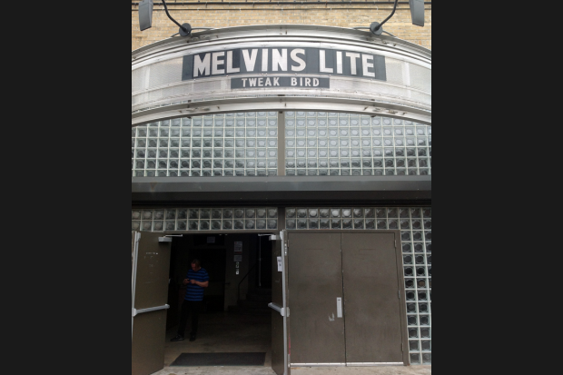 Music Hall of Williamsburg / Photo courtesy of the Melvins