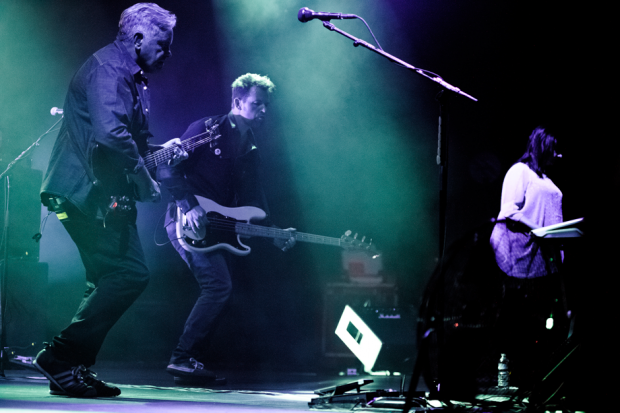 New Order / Photo by Wilson Lee