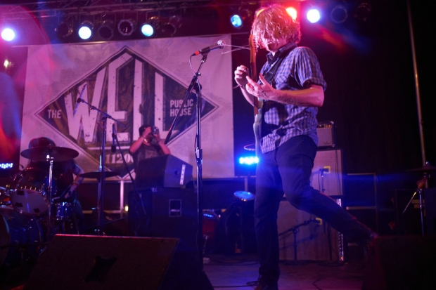 Ty Segall performs at the Well, Bushwick, Brooklyn, September 2012 / Photo by Matt Ellis