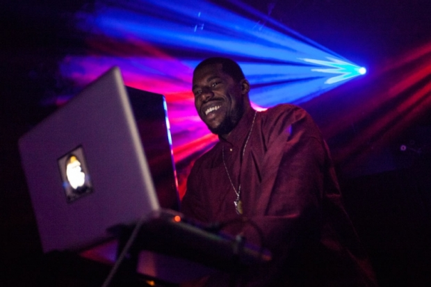 Flying Lotus / Photo by David Andrako