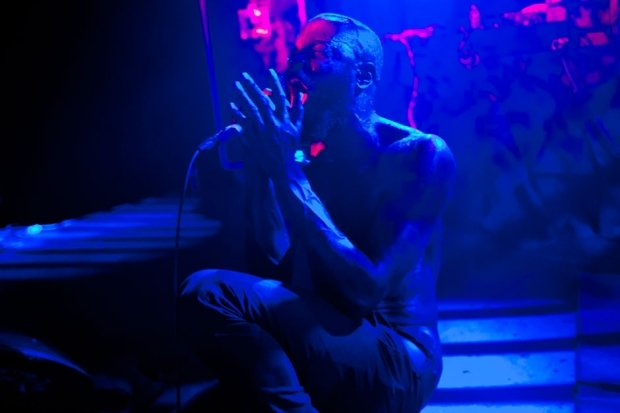 Death Grips / Photo by David Andrako