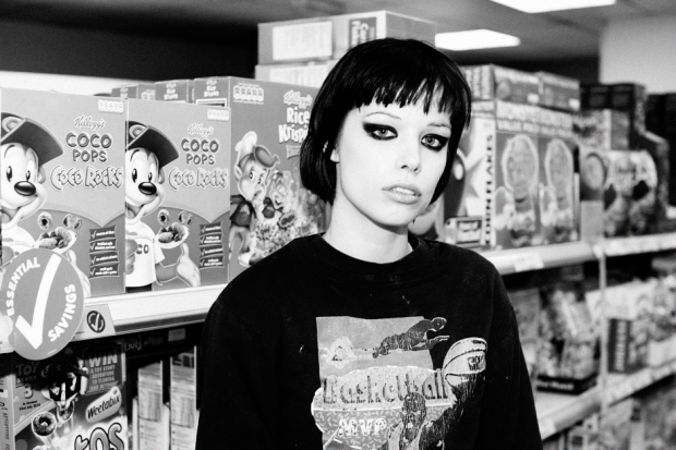 Alice Glass / Photo by Ethan Kath