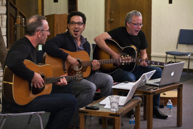 Radney Foster, Jay Clementi, Darden Smith / Photo by Sean Mathis