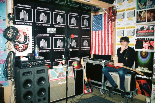 Japandroids / Photo by Jennilee Marigomen