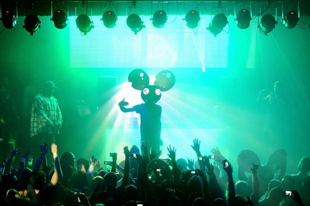 Deadmau5 / Photo by C. Flanigan