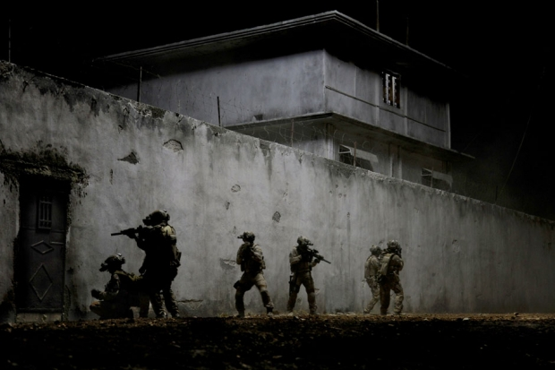 Zero Dark Thirty / Jonathan Olley/Columbia Pictures Industries, Inc.