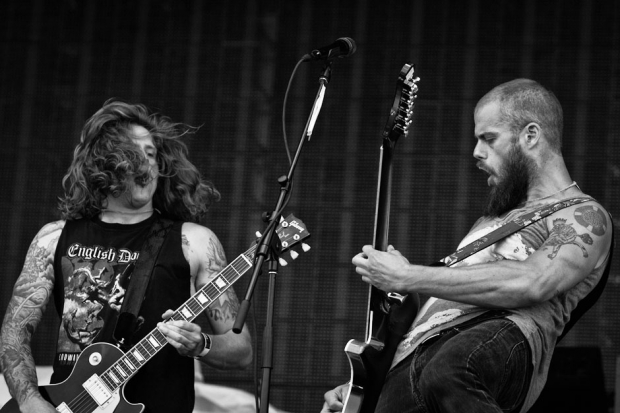 Baroness / Photo by Andrew Swartz