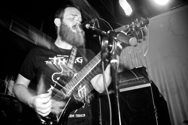 Pallbearer / Photo by PJ Sykes