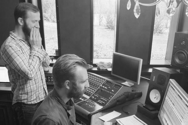 Colin Stetson and Ben Frost / Photo by Jon Ottosen