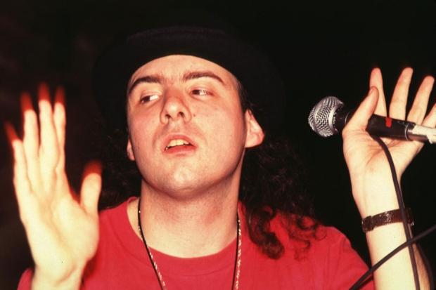 John S. Hall in 1991 / Photo by Steve Eichner/WireImage