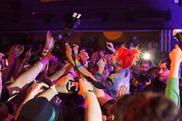 Paramore / Photo by Rebecca Smeyne