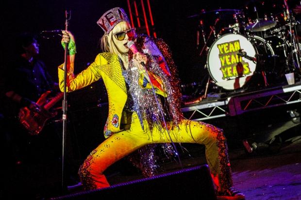 Yeah Yeah Yeahs / Photo by Ian Witlen