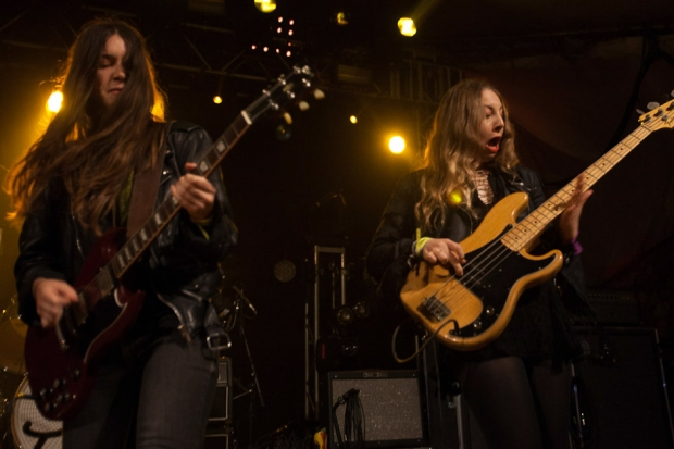 Haim / Photo by Rebecca Smeyne