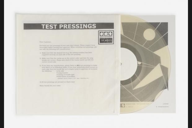 Demdike Stare, Testpressings 001