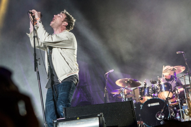 Blur / Photo by Erik Voake