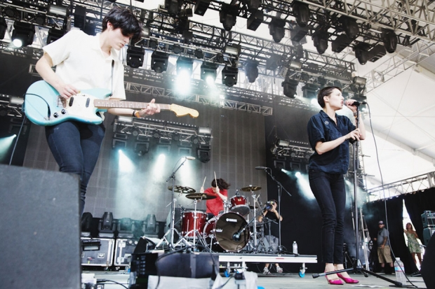 Savages / Photo by Andrew Swartz